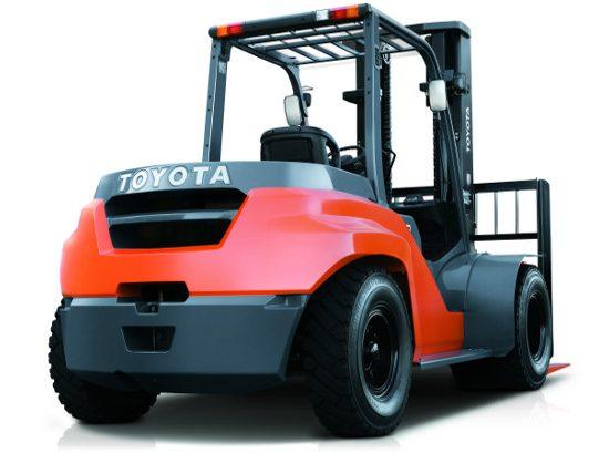 Autoelevador Toyota