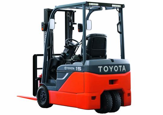 Autoelevadores electricos Toyota