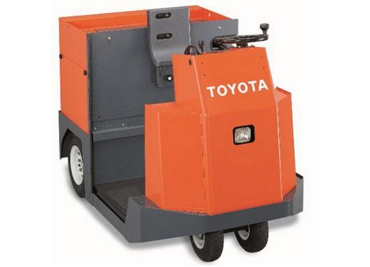 Tractores de arrastre Toyota