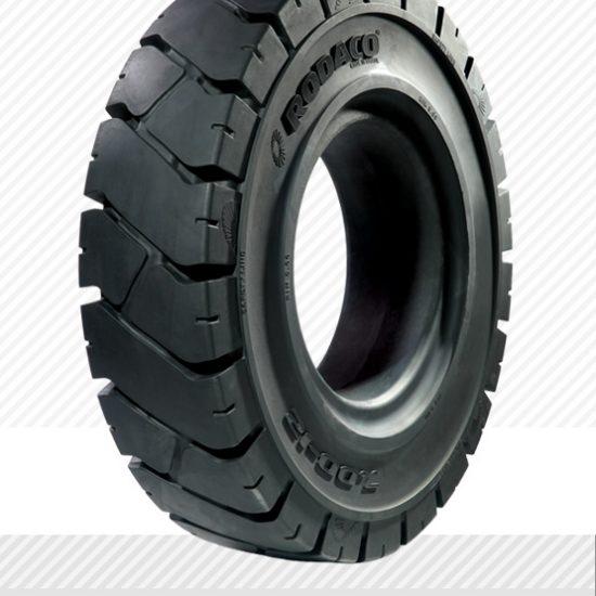 Neumático sólido para autoelevadores