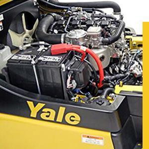 Reparación de autoelevadores Yale