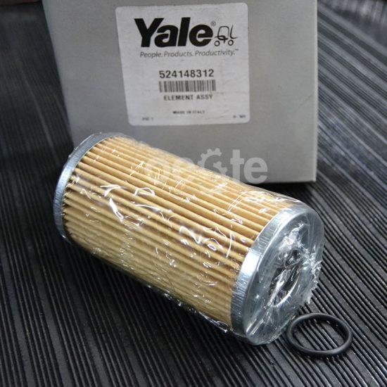 Filtro hidráulico Yale