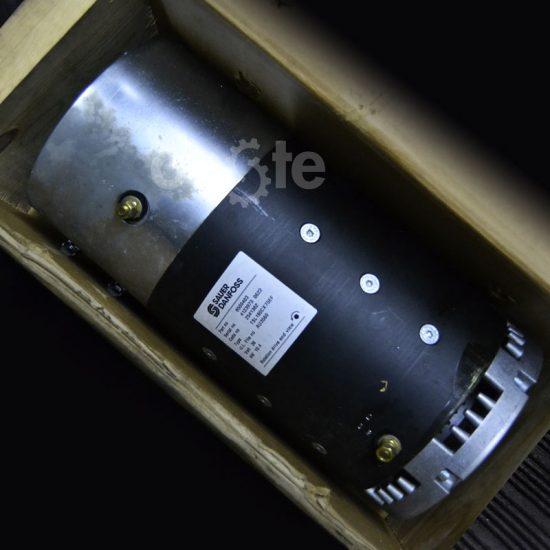 Motor electrico Yale